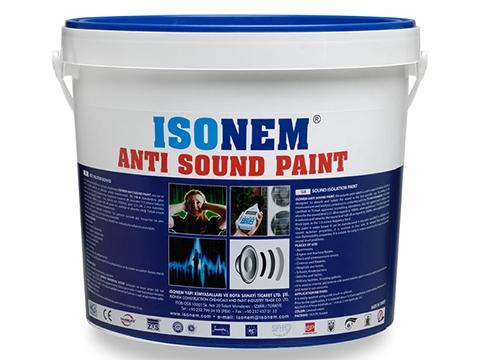 Ses Yalıtım Boyası (ANTI SOUND PAINT)