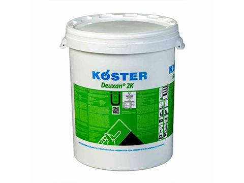 Kauçuk-bitüm esaslı, iki bileşenli su yalıtımı ürünü (Deuxan 2K)