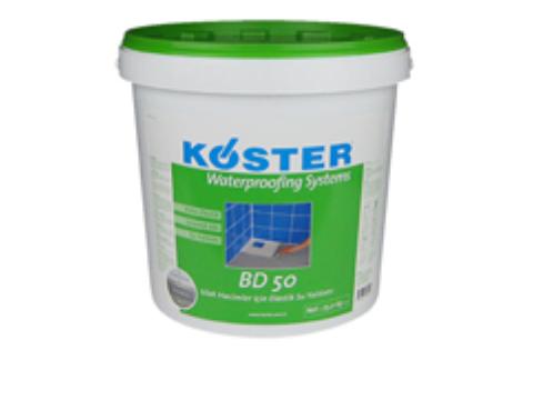 Islak Hacimler için Elastomerik Su Yalıtımı (BD 50)