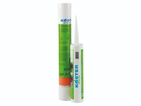 Kablo ve boru geçişleri için macun kıvamında su yalıtımı ürünü (KB-Flex 200)