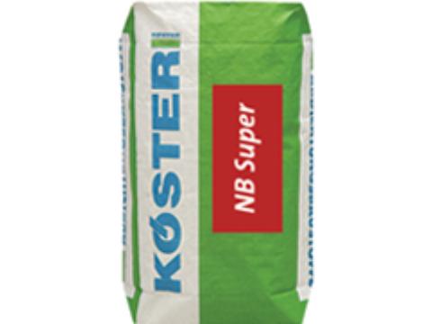 Tek bileşenli Çimento esaslı, kristalize su yalıtımı harcı (NB Super)